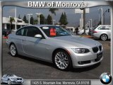 2009 Titanium Silver Metallic BMW 3 Series 328i Coupe #53980681