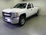2012 Chevrolet Silverado 2500HD Work Truck Extended Cab Data, Info and Specs