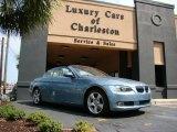 2008 Atlantic Blue Metallic BMW 3 Series 328i Convertible #53981832