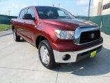 2008 Salsa Red Pearl Toyota Tundra CrewMax #53980661
