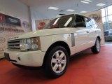 2005 Chawton White Land Rover Range Rover HSE #53982791