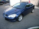 2002 Eternal Blue Pearl Acura RSX Sports Coupe #53981801