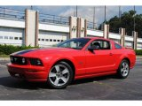 2006 Torch Red Ford Mustang GT Premium Coupe #53981770