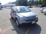 2009 Glacier Blue Metallic Honda CR-V EX 4WD #53981751
