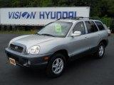 2003 Pewter Hyundai Santa Fe LX #53982742