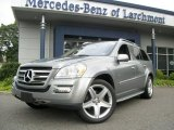 2009 Mercedes-Benz ML Palladium Silver Metallic