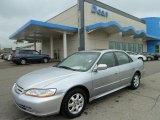 2002 Satin Silver Metallic Honda Accord EX-L Sedan #53982724