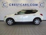 2009 Glacier Pearl Nissan Murano SL #53981713