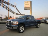 2006 Atlantic Blue Pearl Dodge Ram 1500 SLT Quad Cab 4x4 #53980590