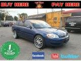 2006 Laser Blue Metallic Chevrolet Impala LT #53982665