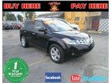2004 Super Black Nissan Murano SL #53982660