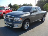 2012 Mineral Gray Metallic Dodge Ram 1500 Big Horn Crew Cab #53982656