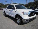 2011 Super White Toyota Tundra TRD CrewMax 4x4 #53982647