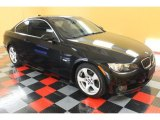 2008 Black Sapphire Metallic BMW 3 Series 328i Coupe #53981666