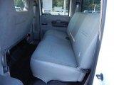 2003 Ford F250 Super Duty XL Crew Cab Medium Flint Grey Interior