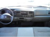 2003 Ford F250 Super Duty XL Crew Cab Dashboard