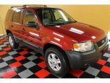 2003 Redfire Metallic Ford Escape XLT V6 4WD #53981662