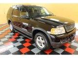 2003 Black Ford Explorer XLT 4x4 #53981660