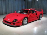 Ferrari F40 1991 Data, Info and Specs