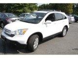 2008 Taffeta White Honda CR-V EX-L 4WD #53980515