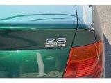 Audi A4 1997 Badges and Logos