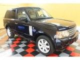 2006 Buckingham Blue Metallic Land Rover Range Rover HSE #53981641