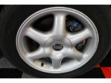 Volvo 850 1995 Wheels and Tires