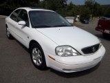 2000 Vibrant White Mercury Sable LS Premium Sedan #53980492