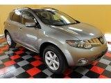 2009 Platinum Graphite Metallic Nissan Murano SL AWD #53981629