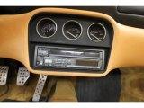 1997 Ferrari F355 Spider Audio System