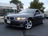 2008 Sparkling Graphite Metallic BMW 3 Series 328i Coupe #53980477