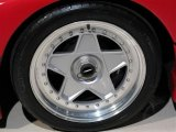 Ferrari F40 1991 Wheels and Tires