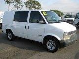 2001 Ivory White Chevrolet Astro Commercial Van #53980462