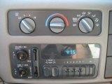 2001 Chevrolet Astro Commercial Van Controls