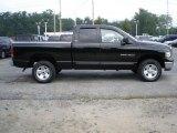 2002 Dodge Ram 1500 Black