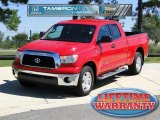 2007 Radiant Red Toyota Tundra SR5 Double Cab #53982537