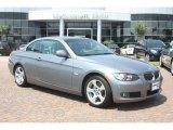 2010 Space Gray Metallic BMW 3 Series 328i Convertible #53981569