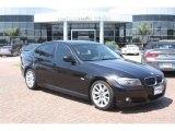 2009 Black Sapphire Metallic BMW 3 Series 328i Sedan #53981568
