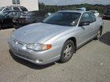 2000 Chevrolet Monte Carlo Galaxy Silver Metallic