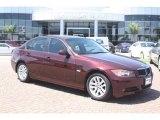 2007 Barbera Red Metallic BMW 3 Series 328i Sedan #53981557