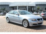 2011 Blue Water Metallic BMW 3 Series 328i Sedan #53981504