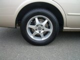 Nissan Maxima 1998 Wheels and Tires