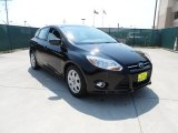 2012 Black Ford Focus SE 5-Door #54204052