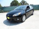 2012 Ford Focus Black