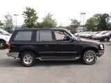 1996 Ford Explorer Black