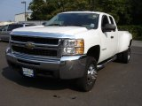 2008 Chevrolet Silverado 3500HD Work Truck Extended Cab Dually Data, Info and Specs