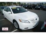 2008 Super White Toyota Camry XLE #54202261