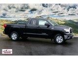 2011 Black Toyota Tundra SR5 Double Cab 4x4 #54202244