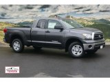 2011 Magnetic Gray Metallic Toyota Tundra SR5 Double Cab 4x4 #54202242