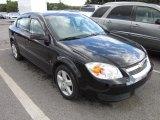 2007 Black Chevrolet Cobalt LT Sedan #54202180